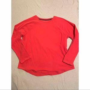 Sonoma active fleece crew sweatshirt